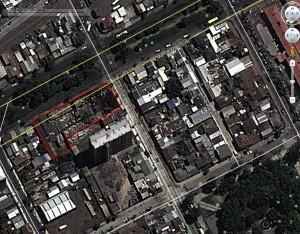 Vista Google Earth